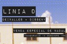 2monos con LINEA D – Deixalles+Disseny