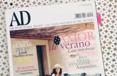 Press: AD España #49