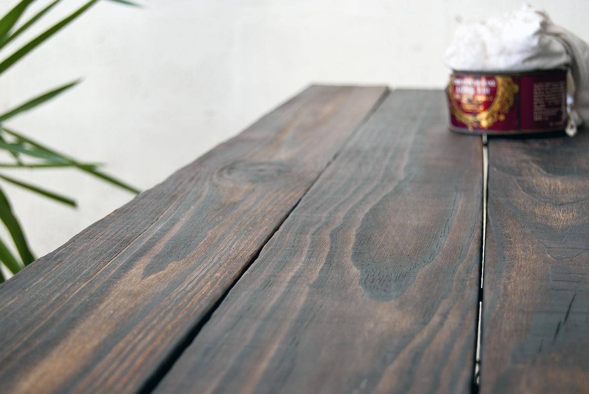 Shou Sugi Table 2 Monos