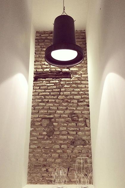 folk lamp